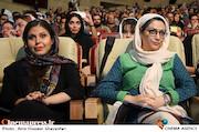 منیر قیدی در اختتامیه ششمین جشنواره بینالمللی فیلم شهر