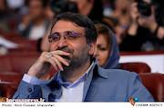 هاشم میرزاخانی در اختتامیه ششمین جشنواره بینالمللی فیلم شهر