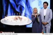 تجلیل از ژاله علو در اختتامیه ششمین جشنواره بینالمللی فیلم شهر