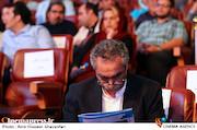 فرهاد توحیدی در اختتامیه ششمین جشنواره بینالمللی فیلم شهر