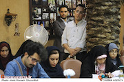 علی مرادخانی در نشست خبری رئیس سازمان هنری رسانه ای اوج