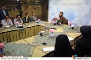 نشست خبری رئیس سازمان هنری رسانه ای اوج