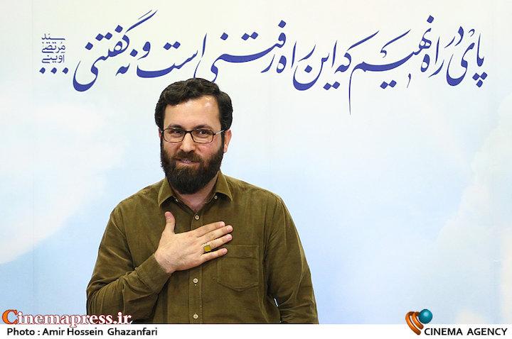 عکس/ نشست خبری رئیس سازمان هنری رسانه ای اوج
