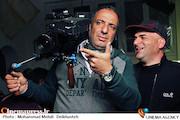 فرشاد محمدی و امیر جعفری در نمایی از فیلم سینمایی اکسیدان