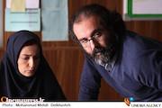 حامد محمدی و شقایق دهقان در فیلم سینمایی اکسیدان