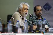 کامران ملکی در نشست رسانه ای یازدهمین جشن بزرگ منتقدان و نویسندگان سینمایی ایران