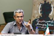 علی علایی در نشست رسانه ای یازدهمین جشن بزرگ منتقدان و نویسندگان سینمایی ایران