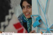 روژین رحیمی طهرانی در نمای از فیلم سینمایی «کارگر ساده نیازمندیم»