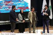 جعفر پناهی ، رخشان بنی اعتماد و محسن امیریوسفی