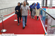 علی نیک رفتار در دومین جشنواره فیلم سلامت
