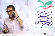 مهدی کرم پور در دومین جشنواره فیلم سلامت