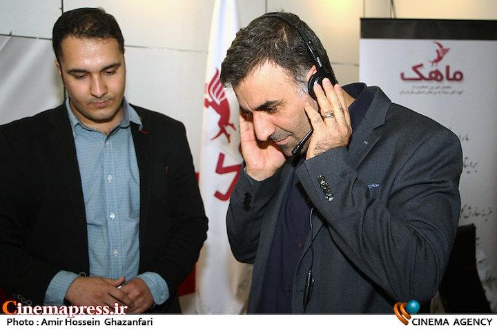 ابراهیم داروغه زاده در دومین جشنواره فیلم سلامت