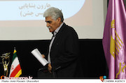 هارون یشایایی در نشست خبری نوزدهمین جشن خانه سینما
