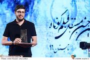 آرین وزیر دفتری در هشتمین جشن مستقل فیلم کوتاه
