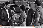 محمدرضا خردمندان، امیرحسین صدیق و مهدی قربانی در فیلم سینمایی بیست و یک روز بعد