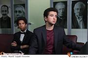 مهدی قربانی و حسین شریفی در فیلم سینمایی بیست و یک روز بعد
