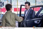 امیرحسین صدیق و مهدی قربانی در فیلم سینمایی بیست و یک روز بعد