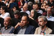 علی نیک رفتار در آیین نکوداشت نوزدهمین جشن خانه سینما