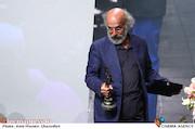 کیانوش عیاری در آیین نکوداشت نوزدهمین جشن خانه سینما