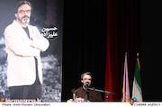 حسین علیزاده در آیین نکوداشت نوزدهمین جشن خانه سینما