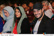 جواد عزتی در نوزدهمین جشن خانه سینما