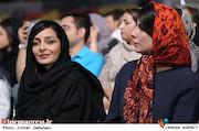 ساره بیات در نوزدهمین جشن خانه سینما