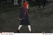 لیلا حاتمی در نوزدهمین جشن خانه سینما
