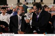 محمدمهدی حیدریان در نوزدهمین جشن خانه سینما