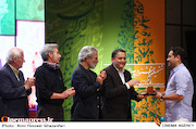 جشنواره فیلم سبز هم برگزیدگان خود را شناخت/ کنایه فرهاد توحیدی به نهادهای دولتی