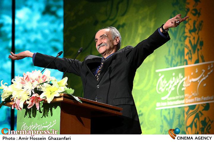 عکس/ آیین اختتامیه ششمین جشنواره فیلم سبز ایران