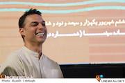 پیمان معادی در هشتمین جشن برنامهریزان و دستیاران کارگردان خانه سینما