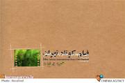 پوستر سی و چهارمین جشنواره فیلم کوتاه تهران