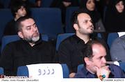 محمدحسین مهدویان و سیدمحمود رضوی در تقدیر از هنرمندان عرصه مقاومت و ایثار