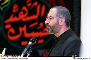 سخنرانی محسن مومنی شریف در مراسم تجلیل از رضا برجی