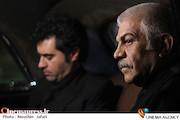 پرویز فلاحیپور و شهاب حسینی در فصل دوم سریال شهرزاد