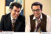 مصطفی زمانی و شهاب حسینی در فصل دوم سریال شهرزاد