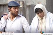 پریناز ایزدبار و امیرحسین فتحی در فصل دوم سریال شهرزاد