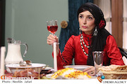 آتنه فقیه نصیری در فصل دوم سریال شهرزاد