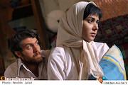 پریناز ایزدیار و امیرحسین فتحی در فصل دوم سریال شهرزاد