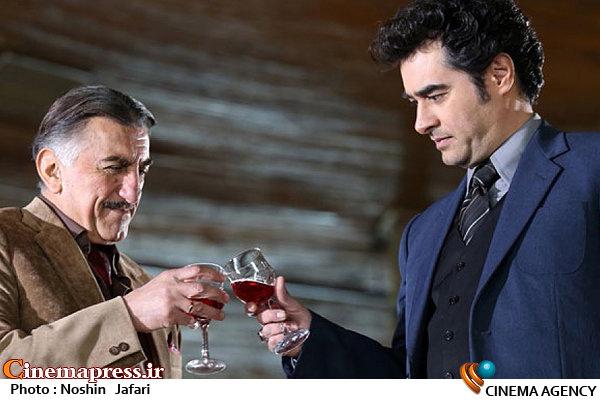 شهاب حسینی و رضا کیانیان در فصل دوم سریال شهرزاد
