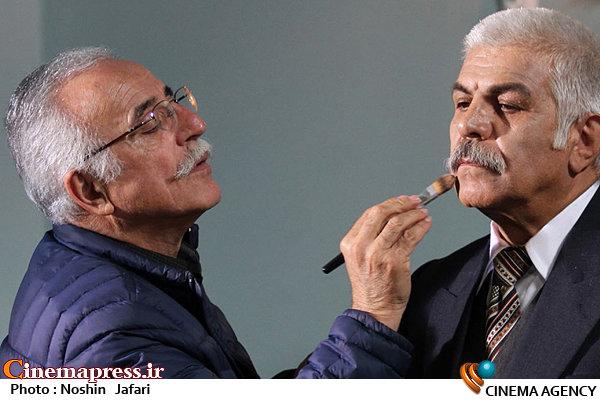پرویز فلاحی پور و عبدالله اسکندری در فصل دوم سریال شهرزاد