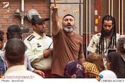 حمید فرخ نژاد در فیلم سینمایی گشت 2