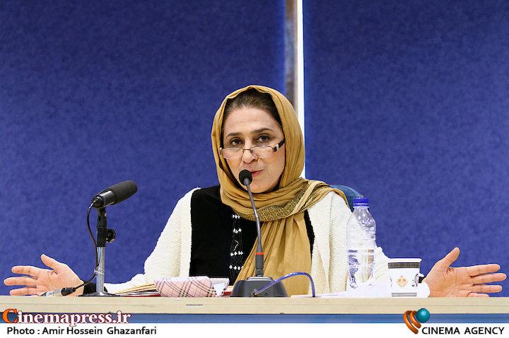 مریم کاظمی در نشست خبری بیست و چهارمین جشنواره بین المللی تئاتر کودک و نوجوان