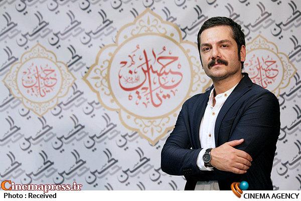 عباس غزالی در حب الحسین