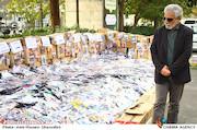 منوچهر شاهسواری در طرح جمعآوری سی دیهای غیرمجاز