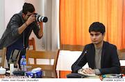 امین مختاری در نشست خبری اولین جشنواره ملی عکاس ماسار