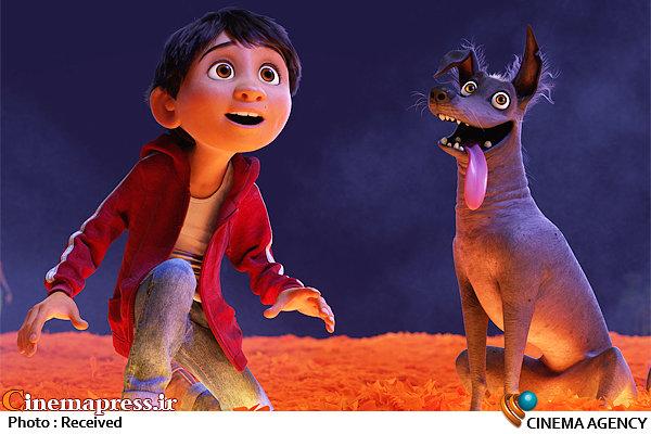 انیمیشن کوکو