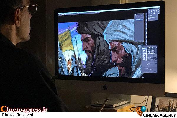 انیمیشن محمدرسول الله(ص)