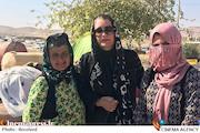 فریبا کوثری در کرمانشاه