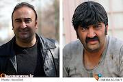 مهران احمدی و علیرضا استادی در فیلم واسطه